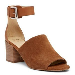 Marc Fisher Cognac Sandal